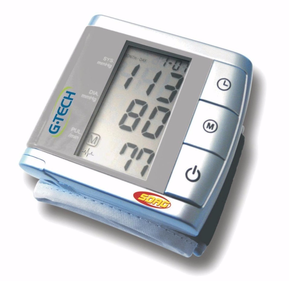Aparelho Medidor Pressão Digital Pulso Bp3bk1 G tech Master R$ 149  #44617D 1200x1164 Balança Digital Para Banheiro G Tech