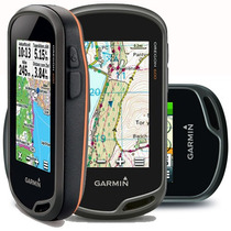 Gps Garmin Oregon 600 Touchscreen Mapas Brasil/frete Grátis