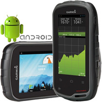 Navegador Gps Garmin Monterra Tablet Android Camera 8mp Mapa