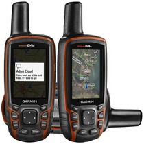 Gps Garmin Map 64s Gps/glonass 4 Gb Autorizada Garmin Sedex