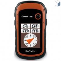 Oferta Gps Garmin Etrex 20x Portátil Microsd 12x Sem Juros