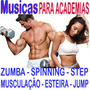 Radio Academia 600 Músicas Eletro Jump,bike + Frete Grátis