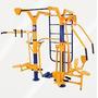 Mega Exercitador 12 X 1 - Academia Ao Ar Livre