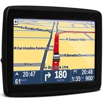 Gps Tela Monitor 5 Tomtom Via 1500 Basic Usb Navegador