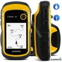 Gps Garmin Etrex 10 Oferta Revenda Autorizada Garantia Total