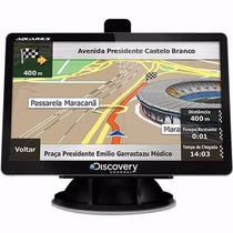 Gps Automotivo 4.3 P Radar Mp3 Mp4 Transmissor Fm