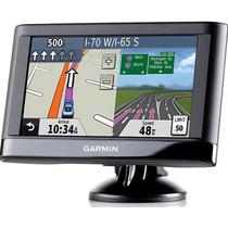 Gps Automotivo Garmin Nuvi 52 Touch 5.0 Avisa Radar Oferta!