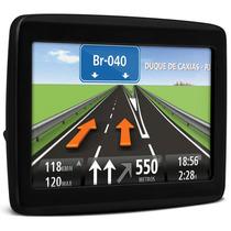 Navegador Automotivo Gps Tomtom Via 1505m 5 Alerta Radares
