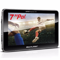 Gps Automotivo C/tv Digital Tela 7.0 Multilaser 12x S/juros