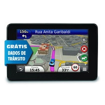 Gps Garmin Nuvi 3560lt Dados Trânsito Radar Bluetooth 5 Pol