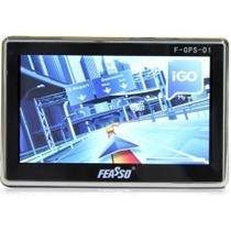 Gps Feasso 5 F-gps-01 Com Tv Digital ( Produto Nacional )
