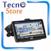 Gps Bak Bk-7009 Tela 7 Tv Digital Bluetooth E Câmera De Ré