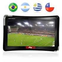 Gps Guia Quatro Rodas 7.0 Tv Digital