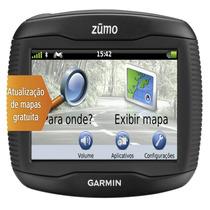 Gps Garmin Zumo 390lm / Tela 4,3 / Motocicletas / Bluetooth
