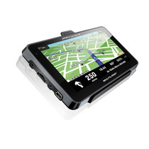 Gps 4.3 Automotivo Com Camera De Ré E Radio Fm