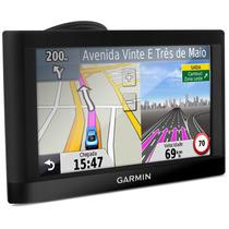 Navegado Gps Garmin Nuvi 52 Tela 5 Lcd Touch City Navigator