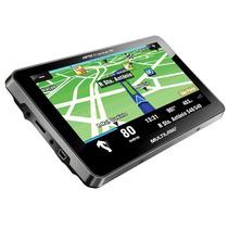 Navegador Gps Multilaser Gp015 7 Pol Tracker Tv Touch Fm Tv
