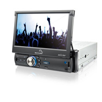 Dvd Retrátil Automotivo Slide Lcd 7, Tv, Gps, Usb, Sd Multil