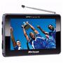 Gps Automotivo Tv Digital Tracker Tela 4.3 Touch Multilaser