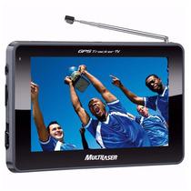 Gps Tracker Ill Tela 4.3 Tv Digital Radio Fm Multilaser