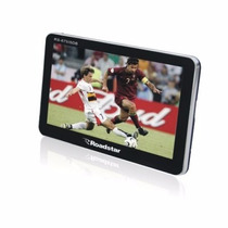 Gps Roadstar 7 Polegadas Rs-675 Isdb Com Tv Digital