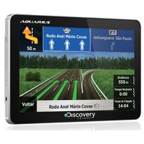 Navegador Gps Automotivo 4.3 Automático Tv Usb Som Radio