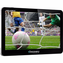 Gps Discovery Tela 7.0 Channel Mtc 3572 Slim - Tv Digital