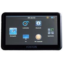 Gps Foston Fs-3d717dc 7 Touch Screen Mp3 Processador 800mhz