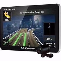 Gps Mapas Discovery Mtc3842 Tela 4.3 Tv Digital Camera Ré