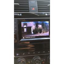 Câmera De Ré Golf Mk7 Tela De 5.8 Com Gps