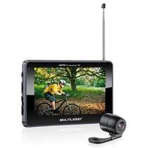 Gps Navegador 4.3 Multilaser Gp035 Tracker C/ Cam Re