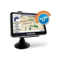 Gps Foston Fs-3d710dt Tv Digital 7 Aviso Radares 4gb