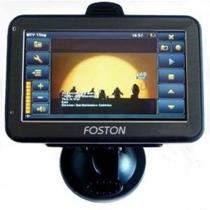 Gps Foston Fs - 460dt Tela 4.3 ´ Tv Digital, Bluetooth