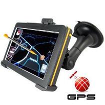 Gps 5 Polegadas Igo E Radares Atualizado Camera De Ré.