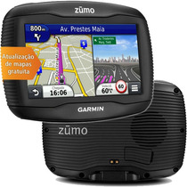 Gps Garmin Zumo 390lm Para Motos Atualização Vitalícia Mapas