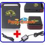 Rastreador Localizador Veicular/pessoal Tk-102b Gps Celular