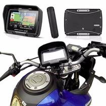 Gps Para Motos A Prova Dagua Bluetooth Nf E Garantia 1 Ano !