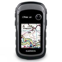 Gps Garmin Etrex 30 Brinde Mapa Rodoviario E Topografico