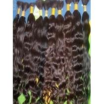 Cabelo Natural Humano Mega Hair Lev.ondulado 100gr 50/55cm