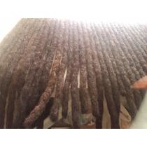 Dreads Naturais 20 Uni 50-55cm