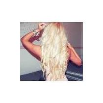 Mega Hair Aplique Fita Adesiva 70cm Humano 5a Pronta Entrega