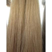 Cabelo Natural Humano Para Mega Hair Russo 60 Cm Mel (50 Gr)