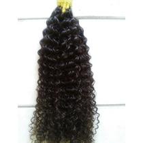 Cabelo Natural P/mega Hair Cacheado 70 Cm 150 Gramas