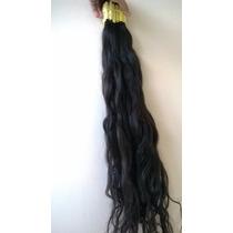 Cabelo Humano P/ Aplique E Mega Hair, Virgem 70cm 200 Gramas
