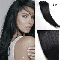 Alongamento Aplique Tic Tac Fibra Japonesa 60cm=cabelo 1 #.