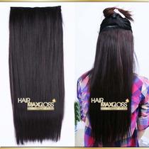 Alongamento Aplique Tic Tac Mega Hair 75cm Cabelo Sintetico