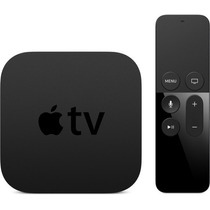 Apple Tv 4ª Geração 64gb A1625 | Full Hd, Lacrado Com Nf