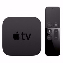 Apple Tv Geração 4 32gb Original Novo Lacrado