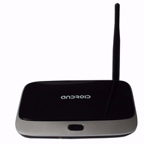 Box Tv Android 4.4 Smartv, Mini Pc Quad Core Câmera