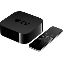 Apple Tv 4ª Geração 32gb A1625 | Full Hd, Lacrado Com Nf